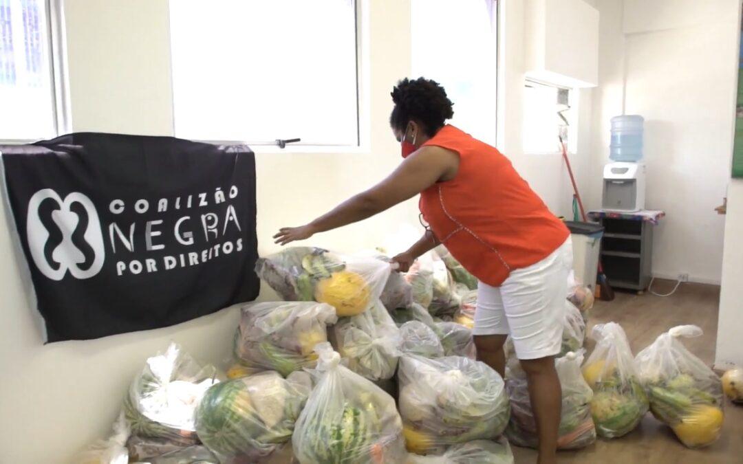 Entrega de cestas básicas em Recife – PE| #TemGenteComFome