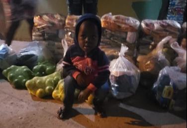 Entrega de alimentos orgânicos, cestas básicas secas e kits de higiene e limpeza no Mato Grosso | #TemGenteComFome