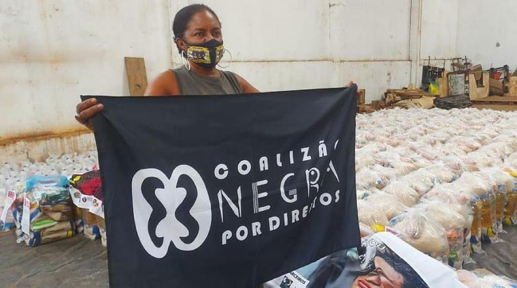 Entrega de alimentos e kits de higiene e limpeza no Pará | #TemGenteComFome