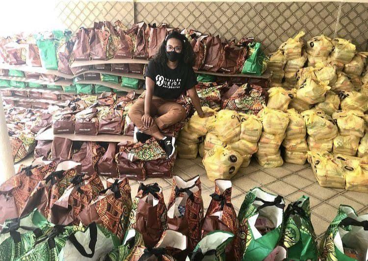 Entrega de cestas básicas na OAB Juazeiro – BA | #TemGenteComFome