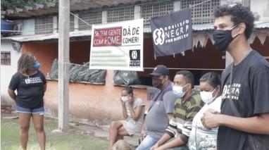 Entregas de alimentos em Raposo Tavares – SP #TemGenteComFOme