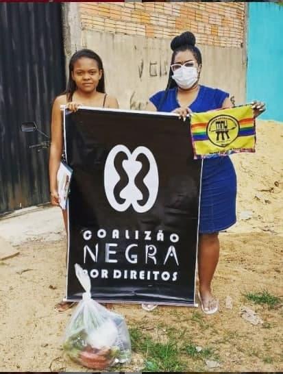 Entrega de cestas básicas em Rondônia | #TemGenteComFome