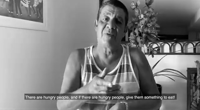There are Hungry People! | Donate now to the fundraising campaign to feed vulnerable families