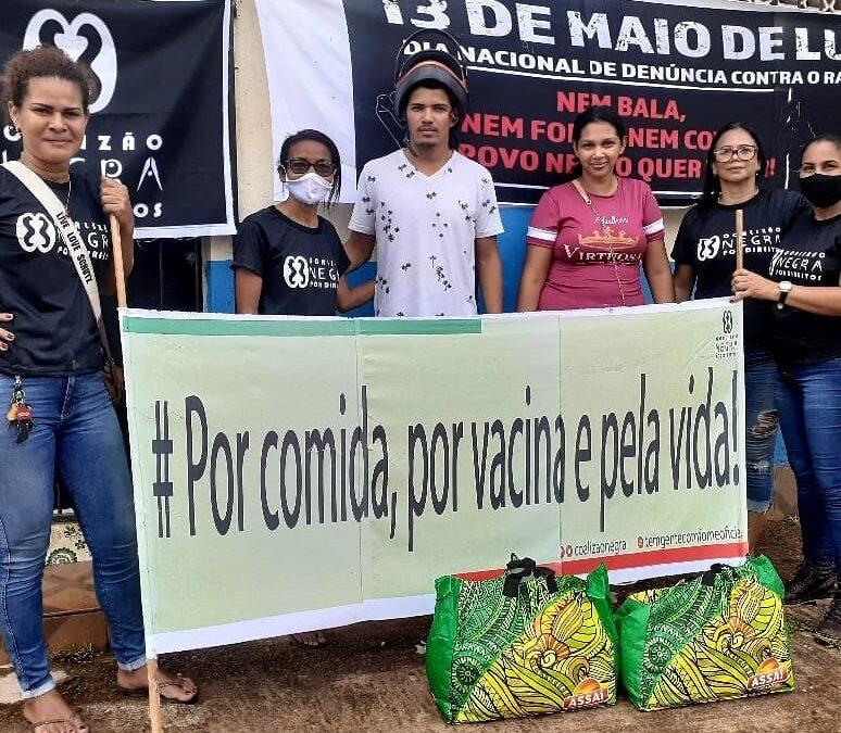 Entrega de cartões alimentação e cestas básicas em Oiapoque – AP e Macapá – AP | #TemGenteComFome